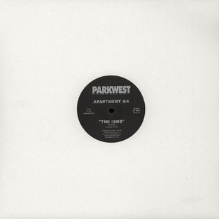 APARTMENT 4/4 - The Isms - 12 inch x 1