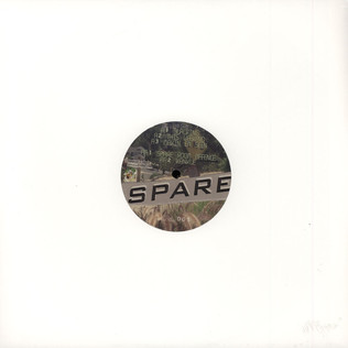 SPARE - Slacking EP - 12 inch x 1