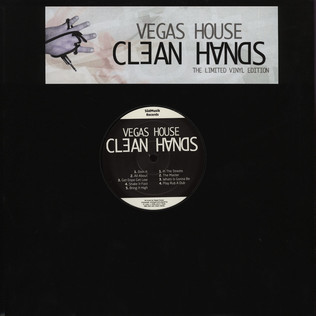 VEGAS HOUSE - Clean Hands - LP