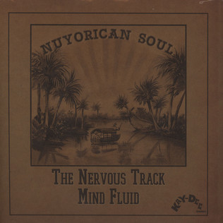 NUYORICAN SOUL - The Nervous Track / Fluid Mind - 7inch x 2
