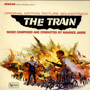 MAURICE JARRE - OST The Train - LP