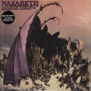 Page 2 Nazareth Hair Of The Dog Vinyl Records Lp Cd