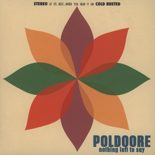 POLDOORE - Nothing Left To Say - 45T x 1