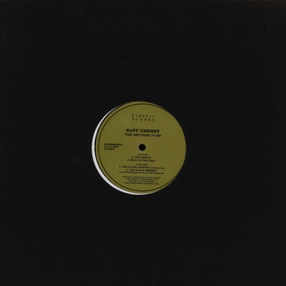 RUFF CHERRY - The Section 31 EP - 12 inch x 1