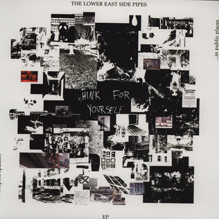LOWER EAST SIDE PIPES, THE - Unoccupied Spaces In Public Places EP - 12 inch x 1