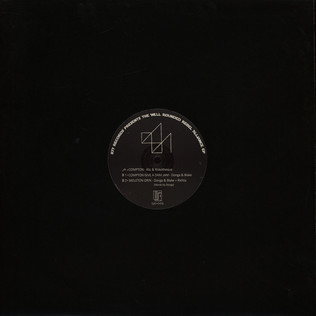 KLIC & RISKOTHEQUE - Well Rounded Rebel Alliance EP - 12 inch x 1