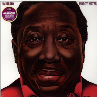 MUDDY WATERS - I'm Ready - LP