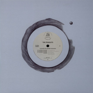 PEANUTS, THE - Clouds Of Money Remixes - 12 inch x 1