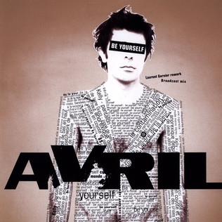 AVRIL - Be Yourself - 12 inch x 1