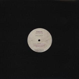 TOMSON - Waiting EP - 12 inch x 1