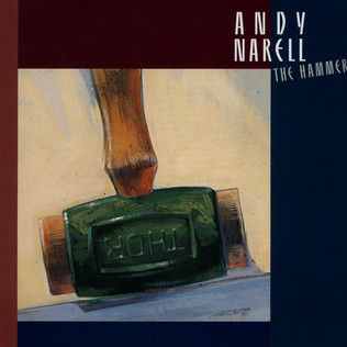 ANDY NARELL - The Hammer - LP