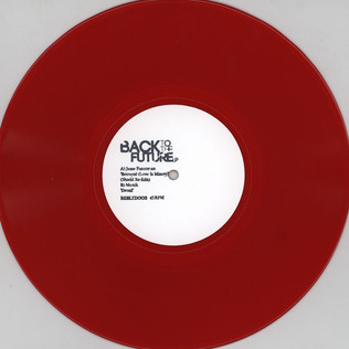 V.A. - Back To The Future EP - 10 inch