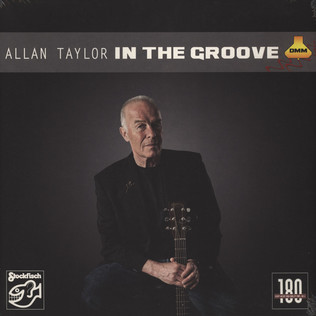ALLAN TAYLOR - In The Groove - LP