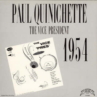 PAUL QUINICHETTE - The Vice President - LP