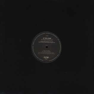 JC WILLIAMS - In Your Arms - 12 inch x 1