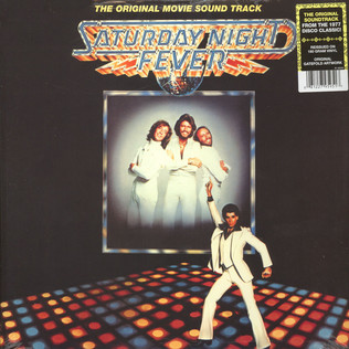 BEE GEES - OST Saturday Night Fever - LP