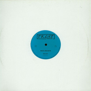 MACK AND BOYS - Day City - 12 inch x 1