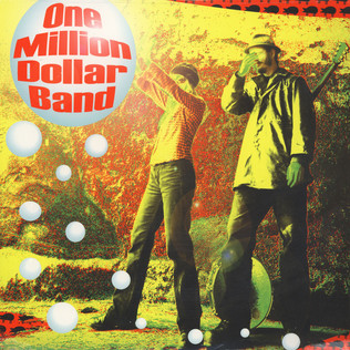ONE MILLION DOLLAR BAND - Pigs N Pearls - LP