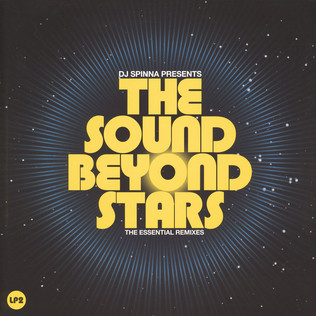 DJ SPINNA PRESENTS - The Sound Beyond Stars - Productions & Remixes Part 2 - LP x 2