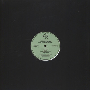 A SAGITTARIUN - Wish You Were There - 12 inch x 1