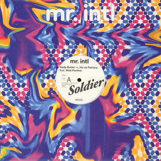 V.A. - Soldier Feat. Mad Panther - 12 inch x 1