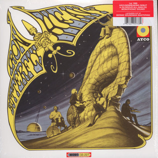 IRON BUTTERFLY - Heavy Mono Version - 33T