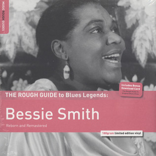 BESSIE SMITH - The Rough Guide to Blues Legends: Bessie Smith - LP