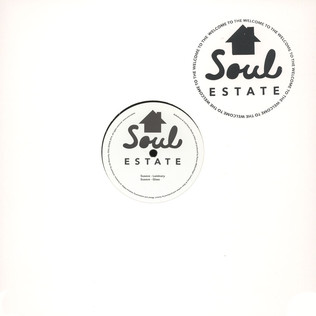 SUAAVE / ROMAN MÜHLSCHLEGEL - Welcome To The Soul Estate - 12 inch x 1