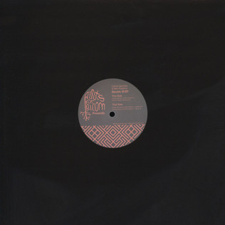 CARLOS SANCHEZ & ALEX KADDOUR - The Electric III EP - 12 inch x 1