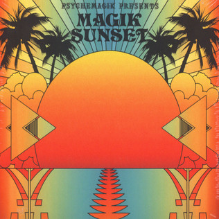 PSYCHEMAGIK - Magik Sunset Part 1 - CD