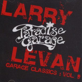 LARRY LEVAN - Garage Classics Volume 9 - CD