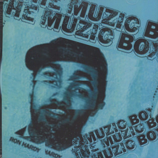 RON HARDY - Muzic Box Classics Volume 9 - CD