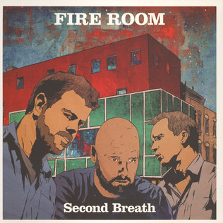 FIRE ROOM - Second Breath - LP