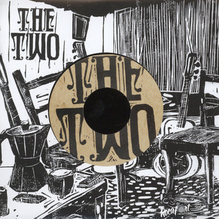 TWO, THE - Blues In My Bones / On & On - 7inch x 1