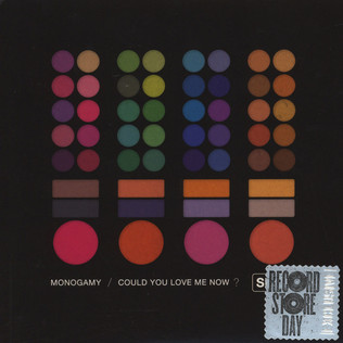 SELF - Monogamy/Could You Love Me Now? - 7inch x 1
