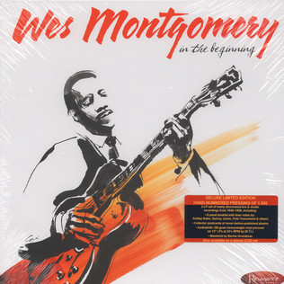 WES MONTGOMERY - In The Beginning - LP x 3