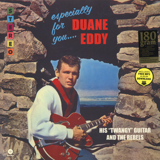 DUANE EDDY & THE REBELS - Especially For You - LP