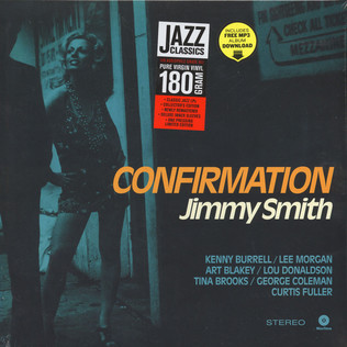JIMMY SMITH - Confirmation - LP
