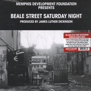 BEALE STREET SATURDAY NIGHT - Beale Street Saturday Night - LP x 2