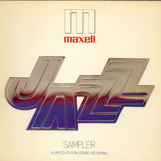 V.A. - Maxell Jazz Sampler - LP