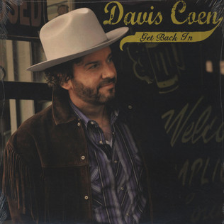 DAVIS COEN - Get Back In - LP