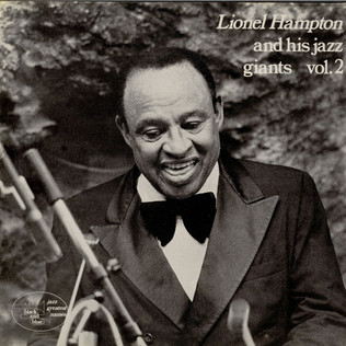 LIONEL HAMPTON - And His Jazz Giants Vol. 2 - LP