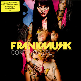 FRANKMUSIK - Confusion Girl - 12 inch x 1