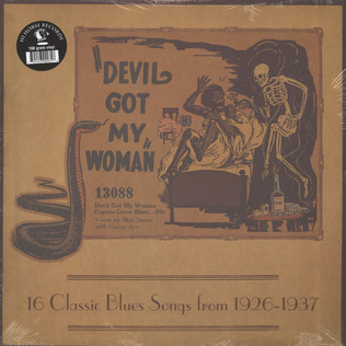 V.A. - Devil Got My Woman - 16 Classic Blues Songs From 1927-1937 - LP