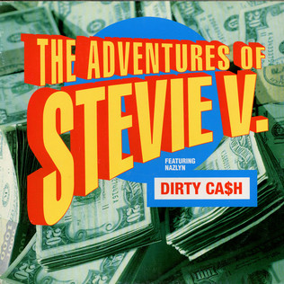ADVENTURES OF STEVIE V. - Dirty Cash - 12 inch x 1