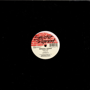 SMOOTH TOUCH - House Of Love - 12 inch x 1