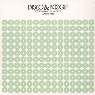 V.A. - Disco & Boogie: 200 Breaks And Drum Loops Volume 3 - 33T