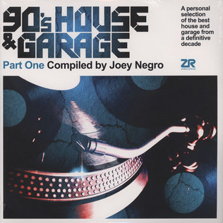 JOEY NEGRO - 90's House & Garage Part 1 - LP x 2