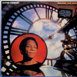 CLYDE CRINER - Behind The Sun - LP
