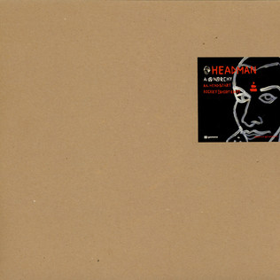 HEADMAN - Anarchy - 12 inch x 1